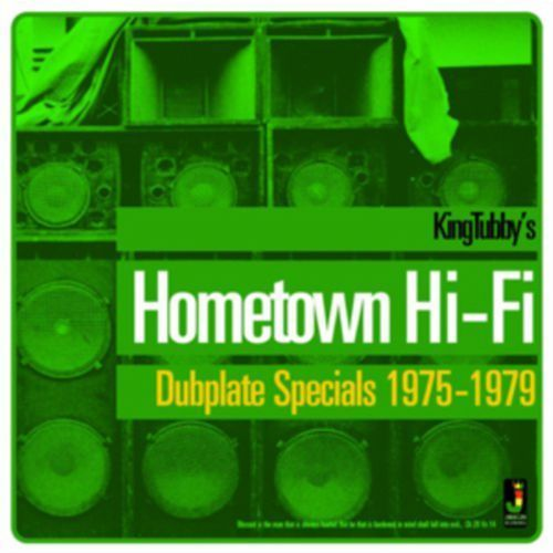 King Tubby's - Hometown Hi-fi (dubplate Specials 1975-1979) (5060135761295)