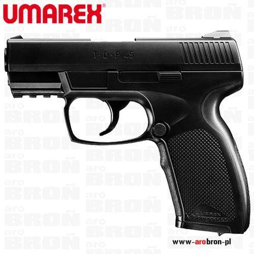 Wiatrówka Pistolet UMAREX TDP 45 kal. 4,5mm BB na Co2
