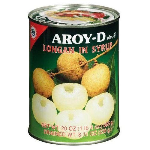 Longan w słodkim syropie 565g - marki Thai pride