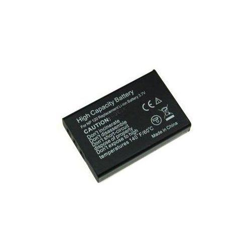 Akumulator do fuji np-120 pentax d-li7 3500mah marki Powersmart