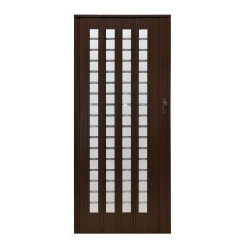 Drzwi 86 cm orzech