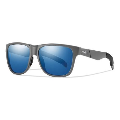 SMITH - Lowdown/N Mtsolid Grey Blue Sp (6XR-56QA) rozmiar: OS, kolor niebieski