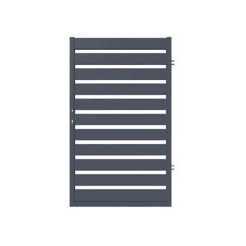 Furtka ogrodzeniowa szafir uniwersalna 94 cm marki Polargos