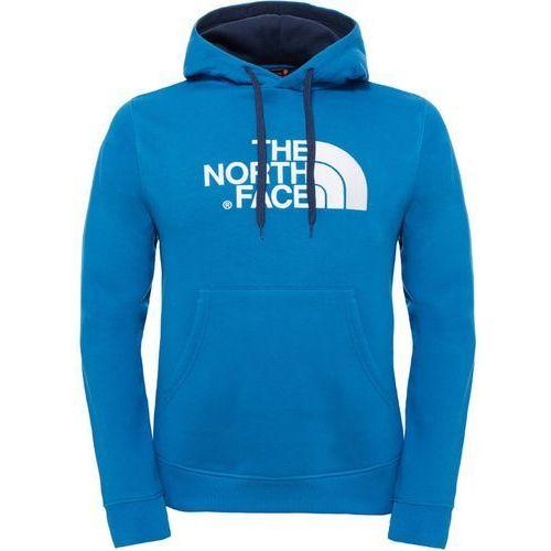 Bluza The North Face Drew Peak Pullover Hoodie T0AHJYM19, kolor niebieski