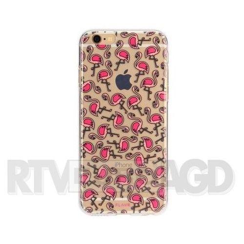 Flavr iPlate Flamingos iPhone 6/6s/7/8 (kolorowy) (4029948050027)