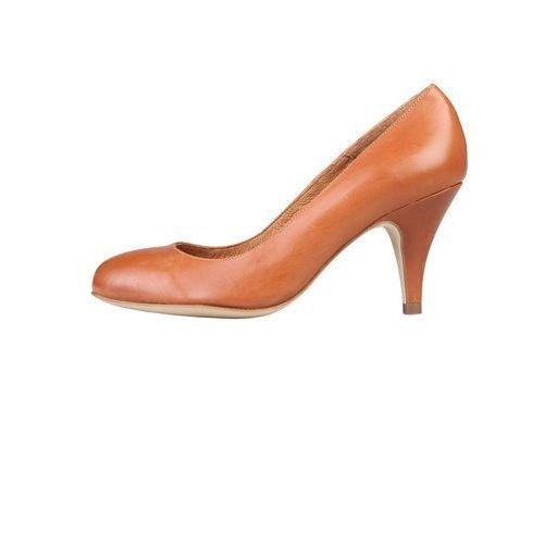 Buty damskie czółenka 7181101_volpe brązowe, Arnaldo toscani, 36-41