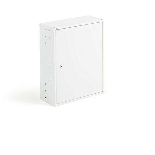 Szafka warsztatowa SERVE, bez pojemników, 580x470x205 mm, biały, 220842