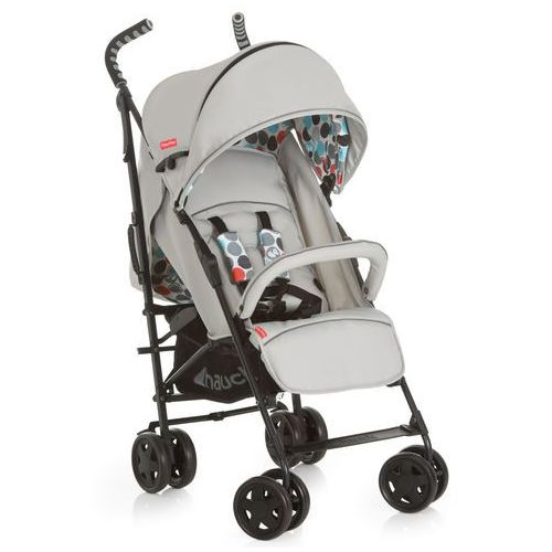 Hauck wózek spacerowy fisher price palma plus 2018 gumball grey (4007923135754)