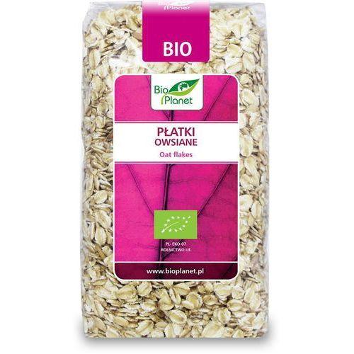 : płatki owsiane bio - 300 g marki Bio planet