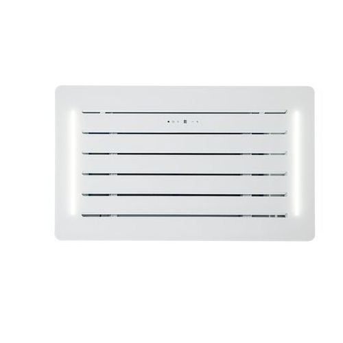 Okap sufitowy ideal sofito biały 96 cm, 805 m3/h marki Afrelli