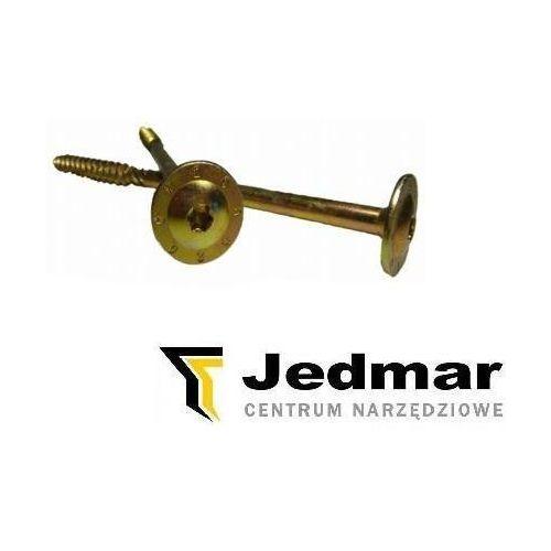 Wkręty ciesielskie z podkładką 8x120 50szt. torx marki Jedmar