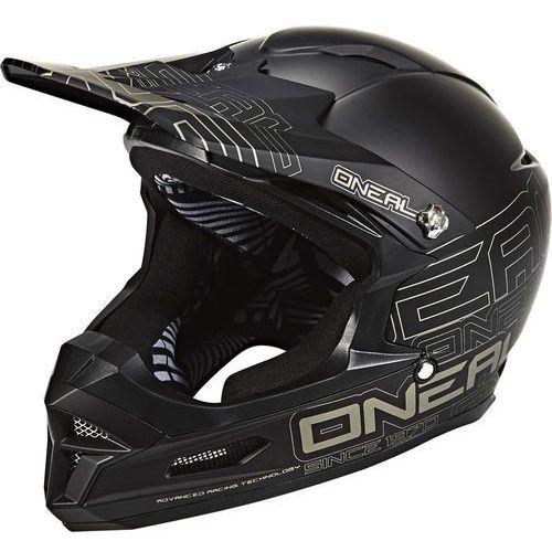 Oneal fury rl kask rowerowy czarny 57-58 cm 2019 kaski rowerowe (4046068474991)