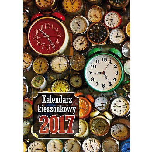 Kalendarz kieszonkowy zegary 2017, towar z kategorii: Kalendarze