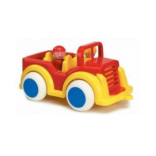 Viking toys jeep z dwoma figurkami