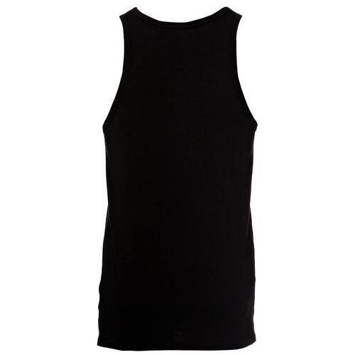 Calvin Klein Underwear COTTON STRETCH Podkoszulki black, materiał bawełna||elastan, czarny