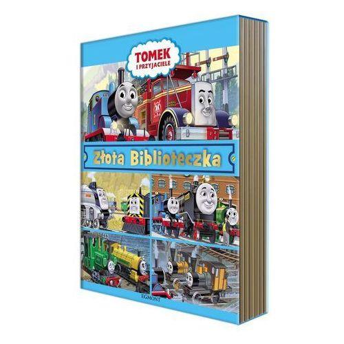 Tomek i Przyjaciele Złota biblioteczka - Jeśli zamówisz do 14:00, wyślemy tego samego dnia. Darmowa dostawa, już od 99,99 zł. (9788328120730)