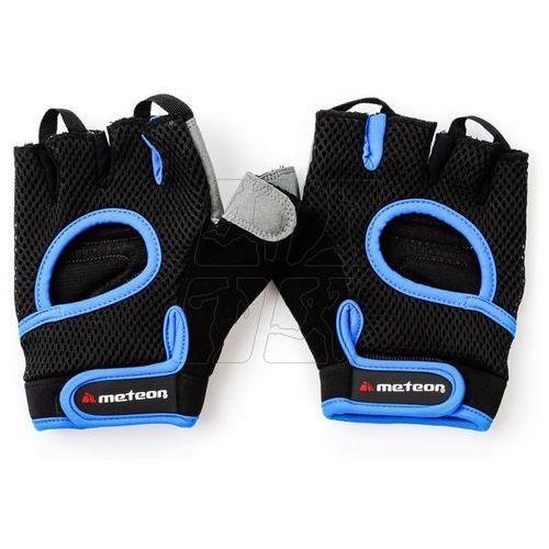 Rękawice kulturystyczne  grip 3204-grip25 marki Meteor