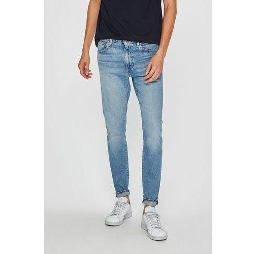 - jeansy 512 marki Levi's