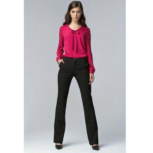 Nife Spodnie damskie model sd20 black