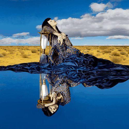 Kimbra - the golden echo marki Warner music