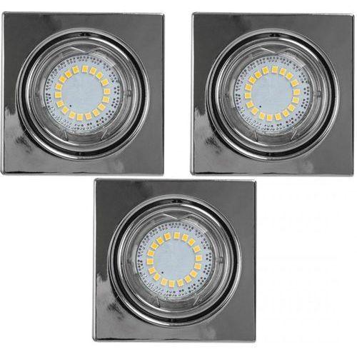 Spotlight Zestaw opraw stropowych cristaldream 2305328 chrom (5901602315675)