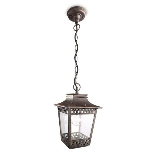 HEDGE - Lampa wisząca Zewnętrzna Rdza, 154068616