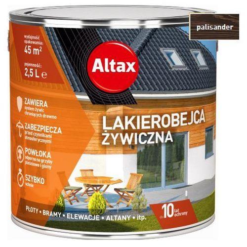 ALTAX- lakierobejca żywiczna, palisander, 2.5l