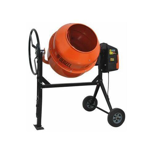 Betoniarka elektryczna 200l 1000W Denzel (4044996181226)