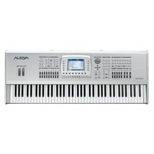 audya keyboard / stacja robocza, 76 klawiszy, marki Ketron