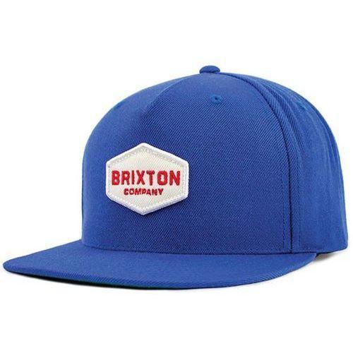 czapka z daszkiem BRIXTON - Obtuse Snapback Dark Royal (DRKRY) rozmiar: OS