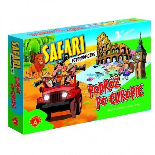 OKAZJA - Alexander-gry Gra alexander safari fotograficzne, podróże po europie (5906018013894)