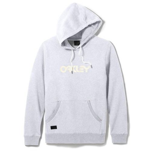 Oakley bluza męska Heritage Hoodie Light Heather Grey S