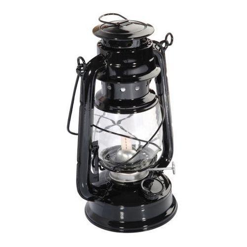 Lampa naftowa czarna 24 x 14 x 11.5 cm, 1556