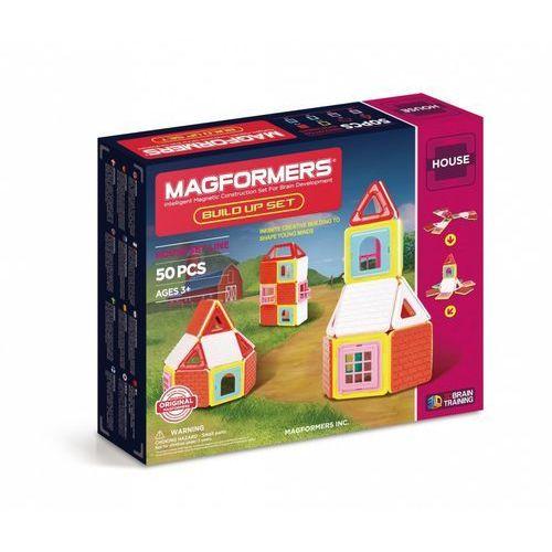 Klocki Magformers Build Up Set 50