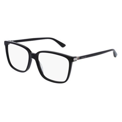 Okulary Korekcyjne Gucci GG0019O 001