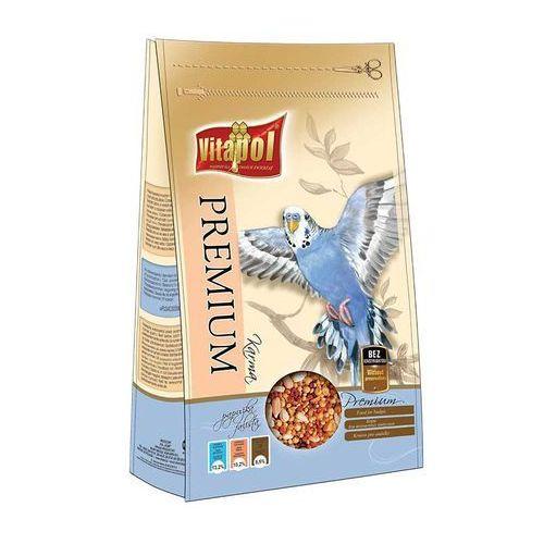 premium pokarm pełnowartościowy dla papużek falistych 1kg wyprodukowany przez Vitapol