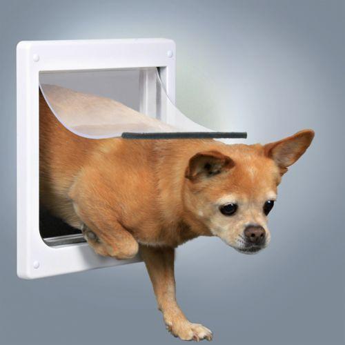 Trixie Drzwi wahadlowe dla psa XS-S