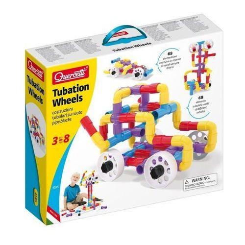 Zestaw konstrukcyjny Tubation Wheels 68 elementów