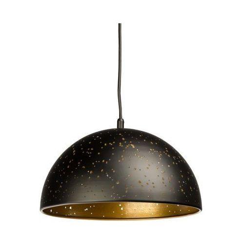 Lampa wisząca ydro czarno-złota e27 marki Inspire
