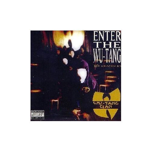 Sony music entertainment / rca Enter the wu - tang (36 chambers) (0743212036725)