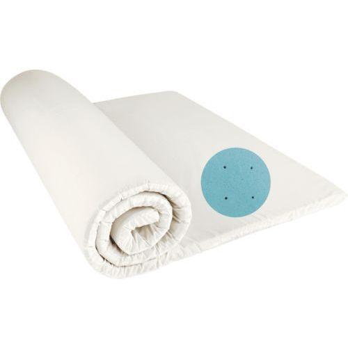 Viscopur materac zwijany mem, 160 x 200 cm, biały