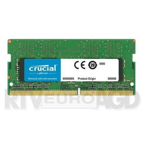 Crucial SODIMM DDR4 8GB 2400 CL17 - produkt w magazynie - szybka wysyłka!, CT8G4SFD824A