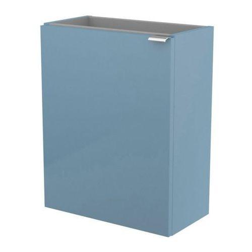 Szafka pod umywalkę GoodHome Imandra wisząca 44 cm niebieska, CF125004