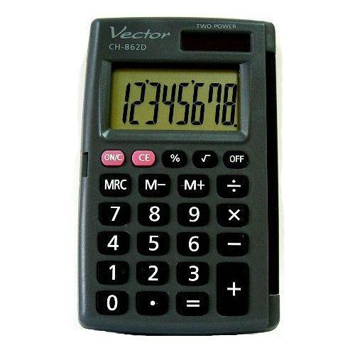 Kalkulator VECTOR CH-862D z kategorii Kalkulatory