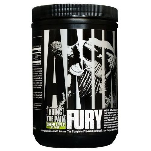 animal fury 480-512g marki Universal nutrition