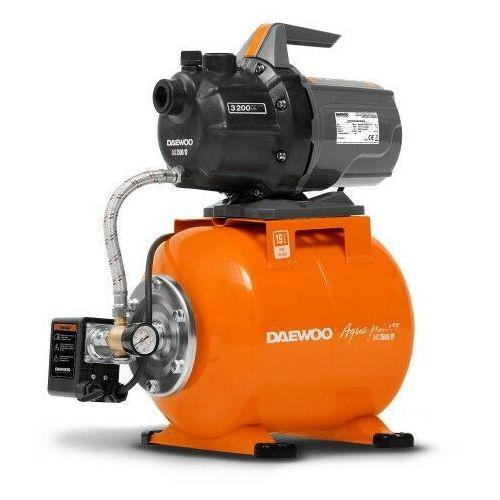 Daewoo Hydrofor + pompa wody das 3500/19 800w 19l
