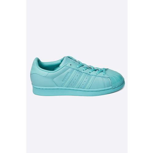 originals - buty superstar glossy, Adidas
