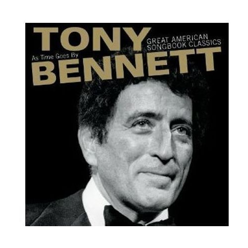 AS TIME GOES BY: GREAT AMERICAN SONGBOK CLASSICS - Tony Bennett (Płyta CD) (0888072342828)