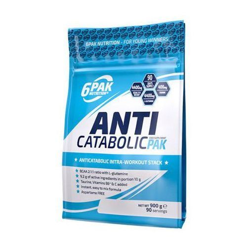6Pak Nutrition Anticatabolic Pak 900g (cytryna) - produkt w magazynie - szybka wysyłka!