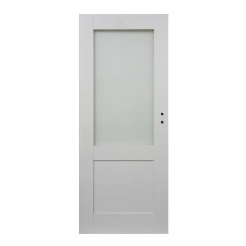 Drzwi pokojowe Camargue 70 lewe białe (5908443048700)